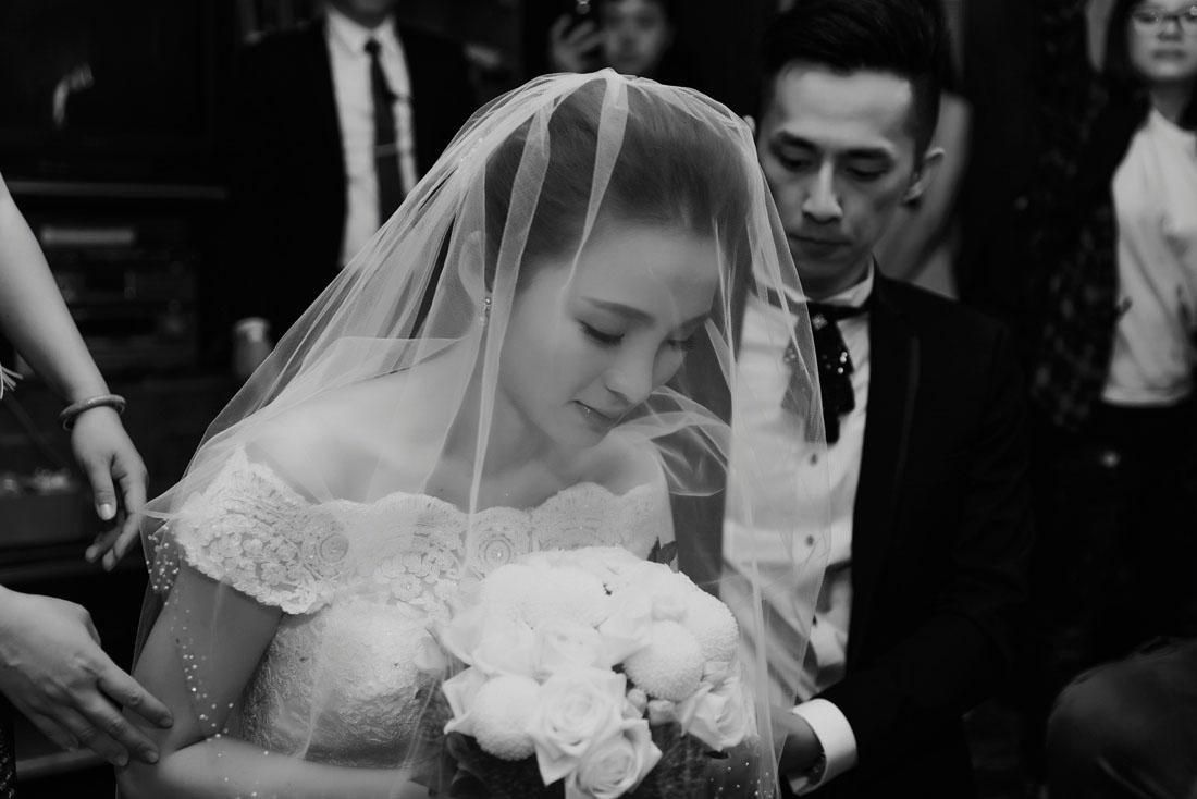 婚禮紀錄 拜別父母