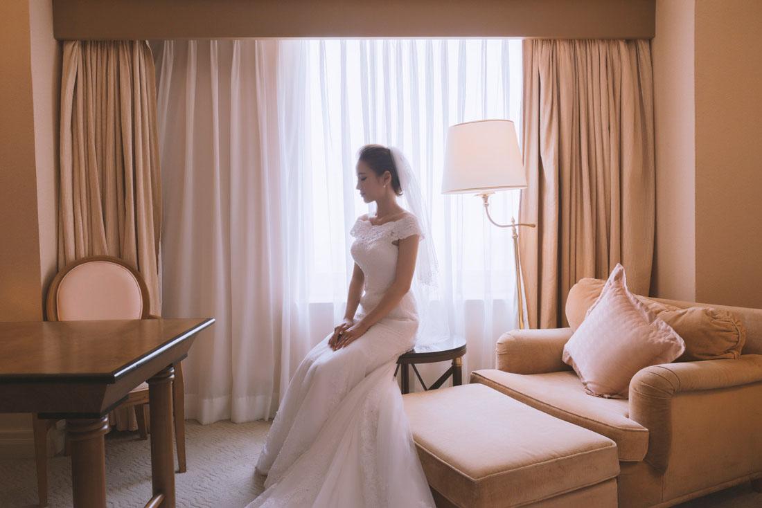 漢來飯店 新娘房